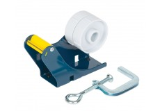 Pacplus® Bench Clamp Dual Tape Dispenser