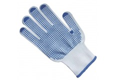 Transpal® Gripper Dot Gloves, Large