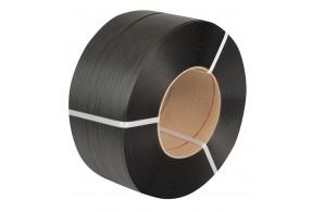 Safeguard® Black 12mm PP Strap