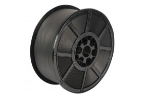 Safeguard® Black 16mm PET Strap