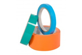 Pacplus® 25mm Blue Vinyl Tape