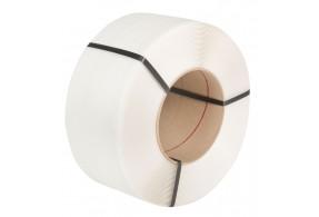 Safeguard® White 12mm PP Strap