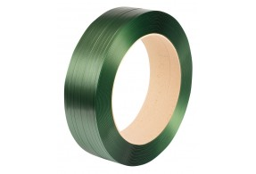 Safeguard® Green 12mm PET Strap