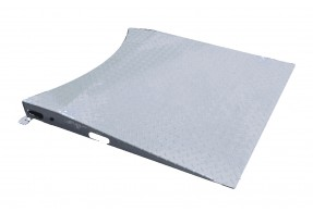 Optimax® Pallet Wrapper Loading Ramp